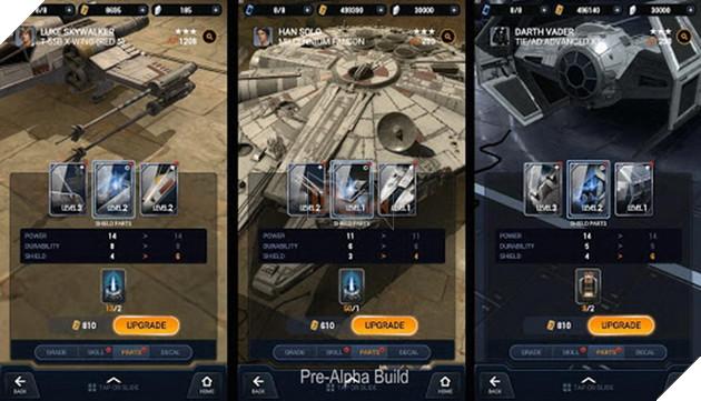 Star Wars: Starfighter Missions - Bom tấn bắn máy bay trên mobile chính thức mở đăng kí sớm tại Châu Á 2