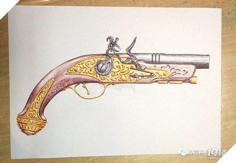 Game thủ nhí 7YO làm loá mắt người xem với tài năng vẽ súng như trong PUBG Mobile  3