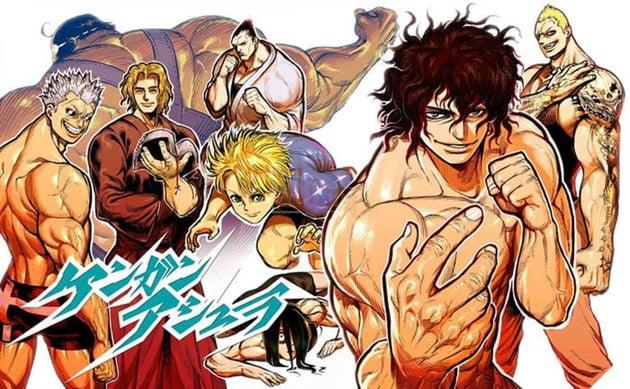 Top 10 manga võ thuật hay nhất lịch sử mà bạn không thể bỏ qua Phần 1 5