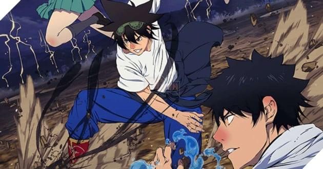 Top 10 manga võ thuật hay nhất lịch sử mà bạn không thể bỏ qua Phần 1 6
