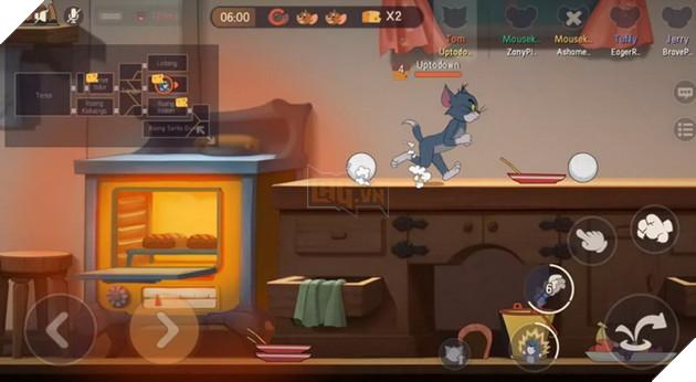 Tom and Jerry: Chase - Game hài hước với lối chơi y hệt Identity V chuẩn bị ra mắt tại Đông Nam Á 2