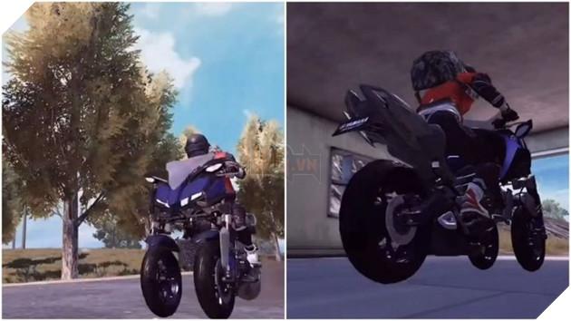 Yamaha hợp tác với PUBG Mobile, mang đến skin xe máy sắp được thêm vào game 2