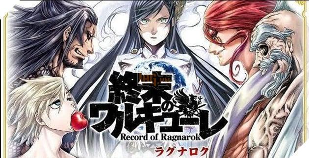 Shuumatsu No Valkyrie Siêu phẩm manga về cuộc chiến giữa người và thần