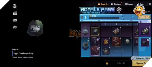 PUBG Mobile: Tất cả phần thưởng của Royale Pass Season 14 2