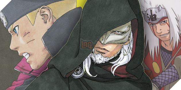 Tóm tắt, dự đoán spoiler manga Boruto chap 48: Nhân bản của Jiraiya sẽ chết? Thêm nhiều bí ẩn được hé lộ 5