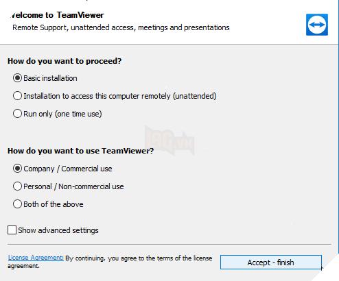 Hướng dẫn: Cách crack và cài đặt TeamViewer sử dụng miễn phí trọn đời  3