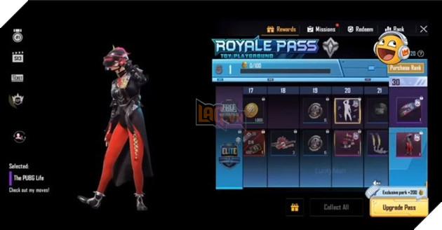 PUBG Mobile: Tất cả phần thưởng của Royale Pass Season 14 5