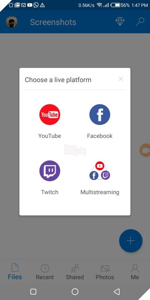 Hướng dẫn: Cách Stream PUBG Mobile trên Facebook  10