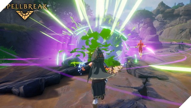 Spellbreak: Tựa game sử dụng phép thuật sinh tồn chuẩn bị ra mắt miễn phí 3