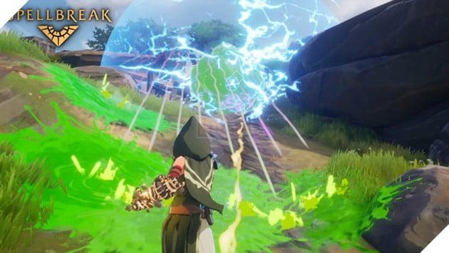 Spellbreak: Tựa game sử dụng phép thuật sinh tồn chuẩn bị ra mắt miễn phí 2