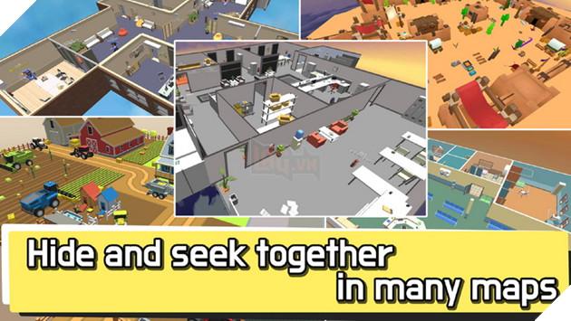 Tổng hợp các game giống Prop And Seek miễn phí trên mobile mà bạn nên thử qua 7