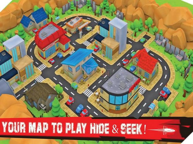 Tổng hợp các game giống Prop And Seek miễn phí trên mobile mà bạn nên thử qua 6