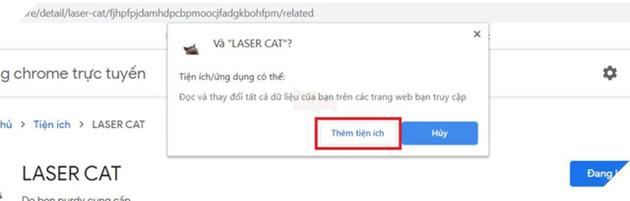 Hướng dẫn triệu hồi mèo laser xâm chiếm Chrome - Ảnh 2.