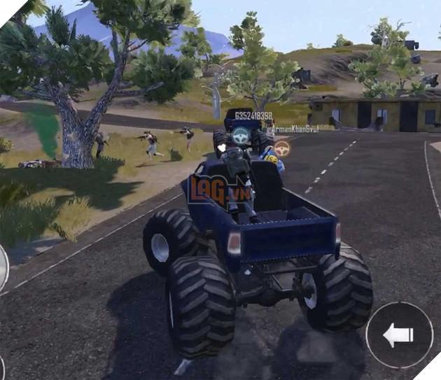 PUBG Mobile: Tất tần tật những gì bạn cần biết về phương tiện mới, Monster Truck  2