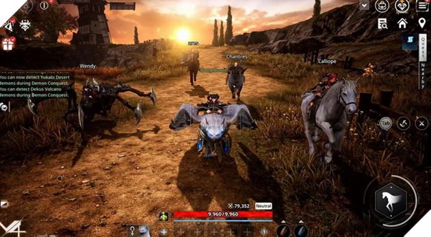 V4 - Bom tấn mobile của Nexon chính thức mở cửa server quốc tế cho tất cả game thủ 2