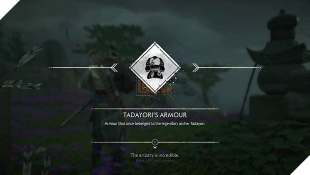 Cẩm nang Ghost of Tsushima: Tổng hợp các bộ giáp lấy được trong game 8