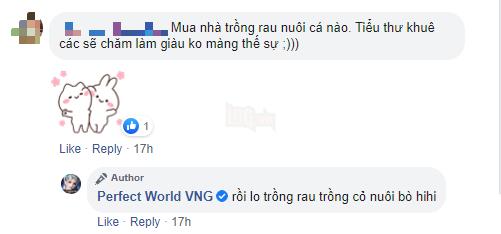 Perfect World VNG hé lộ phiên bản mới, cộng đồng nói gì?  2