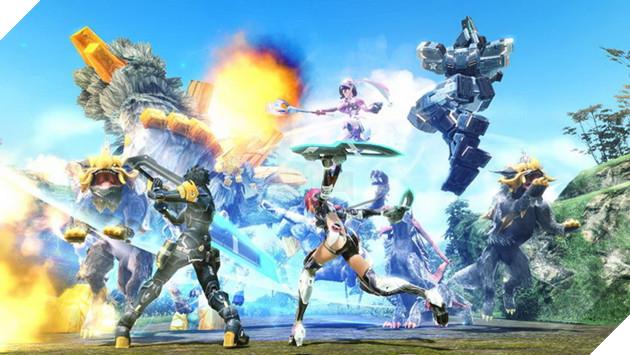 Phantasy Star Online 2 cuối cùng cũng xuất hiện trên Steam vào đầu tháng 8 2
