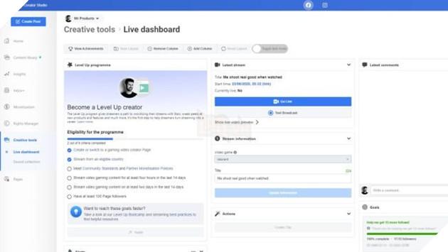 Hướng dẫn: Làm thế nào để Stream trên Facebook Gaming 6