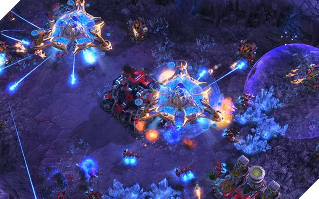 StarCraft 2 chúc mừng sinh nhật 10 tuổi với bản cập nhật lớn cho phép tự tạo Campaign riêng 2