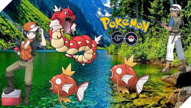 Hướng dẫn chi tiết chuỗi sự kiện Pokemon Go Tháng 8/2020: Shiny Magikarp xuất hiện 2