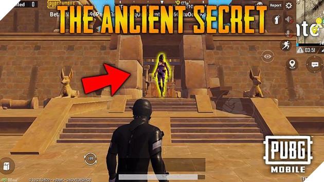 PUBG Mobile: Mọi thứ về sự kiện Bí mật cổ đại vào ngày 4 tháng 8 2