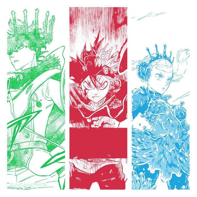 Dự đoán spoiler Black Clover chap 260: Asta, Noelle, Yuno tăng cường sức mạnh. Cuộc chiến mới bắt đầu! 4