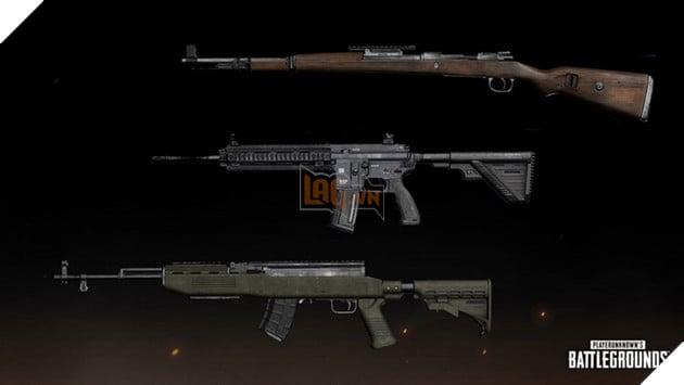 PUBG: Chi tiết bản cập nhật 8.2 - Bổ sung vũ khí mới và các thay đổi cho map Erangel 3