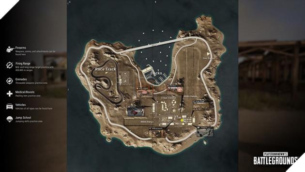 PUBG: Chi tiết bản cập nhật 8.2 - Bổ sung vũ khí mới và các thay đổi cho map Erangel 9