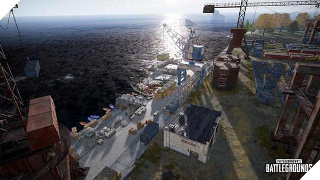 PUBG: Chi tiết bản cập nhật 8.2 - Bổ sung vũ khí mới và các thay đổi cho map Erangel 4