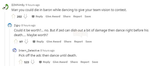 Game thủ phát hiện tính năng độc đáo mới của Zed - Khi chết thì xác bỗng nhiên hóa thành Mắt - Ảnh 5.