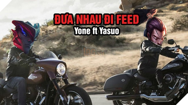 Mãi mãi là anh em, Yone - Yasuo cùng nhau sát cánh ở nhóm đường giữa tệ nhất LMHT bản 10.16 - Ảnh 5.