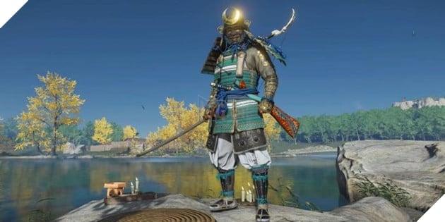 Ghost of Tsushima: Tổng hợp các hướng lên đồ đa dạng trong game Phần 1 3
