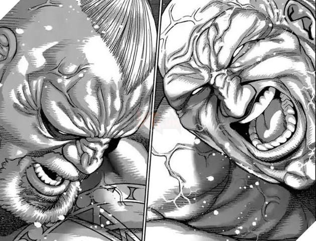 Dự đoán spoiler Kengan Omega chap 73: Julius hành Toa ra bã. Chiến thắng đầu tiên cho Kengan! 2