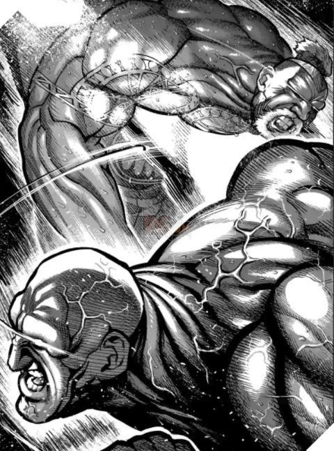 Dự đoán spoiler Kengan Omega chap 73: Julius hành Toa ra bã. Chiến thắng đầu tiên cho Kengan! 3