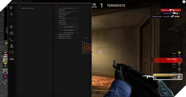 Hacker CS:GO lên tiếng về việc hack cả hệ thống báo cáo, tránh ban và ban ngược lại game thủ khác 3
