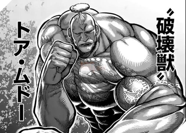 Spoiler Kengan Omega chap 73: Toa vả Julius mặt quay như đĩa hát, nằm bẹp không thể đứng dậy!
