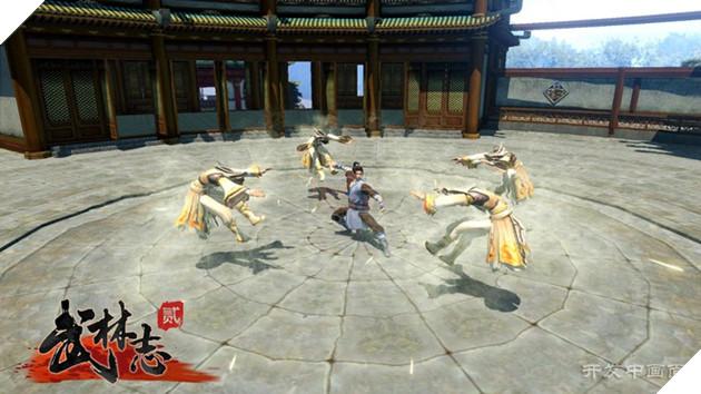 Siêu phẩm võ hiệp Wushu Chronicles 2 chuẩn bị ra mắt ngay trong năm nay 2