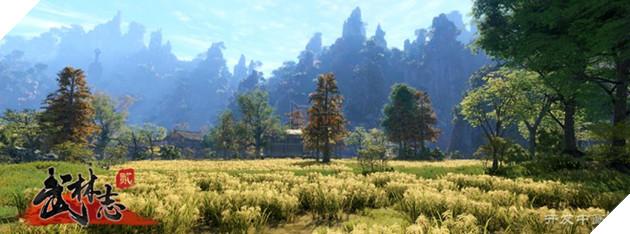 Siêu phẩm võ hiệp Wushu Chronicles 2 chuẩn bị ra mắt ngay trong năm nay 4