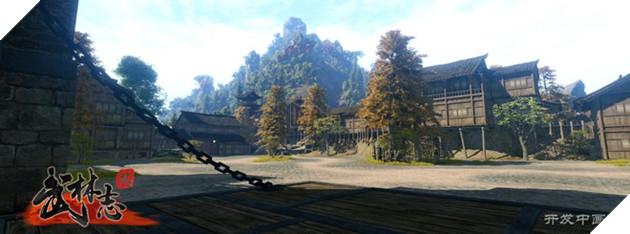 Siêu phẩm võ hiệp Wushu Chronicles 2 chuẩn bị ra mắt ngay trong năm nay 3