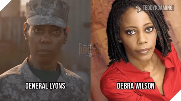 Bạn có bao giờ thắc mắc rằng nhân vật trong Call of Duty ngoài đời sẽ trông như thế nào không? 12