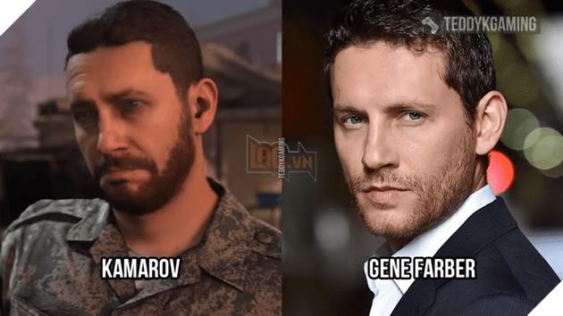 Bạn có bao giờ thắc mắc rằng nhân vật trong Call of Duty ngoài đời sẽ trông như thế nào không? 15