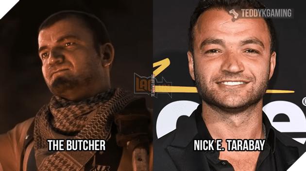 Bạn có bao giờ thắc mắc rằng nhân vật trong Call of Duty ngoài đời sẽ trông như thế nào không? 18