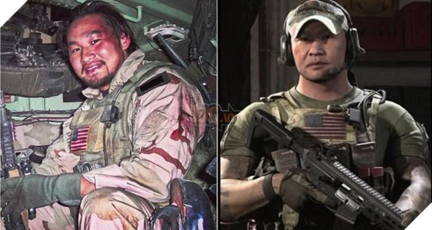 Bạn có bao giờ thắc mắc rằng nhân vật trong Call of Duty ngoài đời sẽ trông như thế nào không? 2