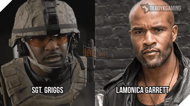 Bạn có bao giờ thắc mắc rằng nhân vật trong Call of Duty ngoài đời sẽ trông như thế nào không? 5