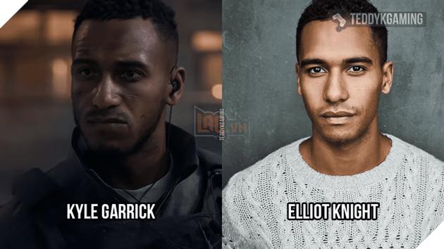 Bạn có bao giờ thắc mắc rằng nhân vật trong Call of Duty ngoài đời sẽ trông như thế nào không? 6