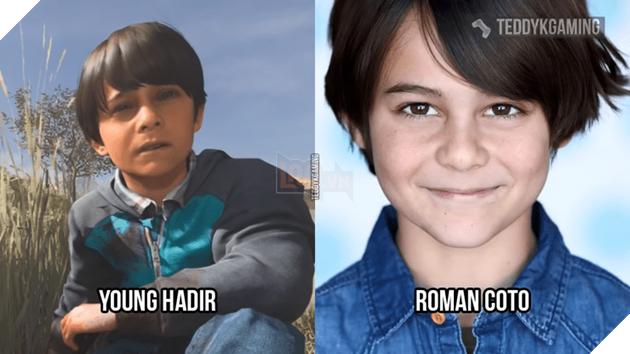 Bạn có bao giờ thắc mắc rằng nhân vật trong Call of Duty ngoài đời sẽ trông như thế nào không? 10