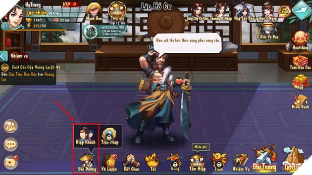 Tiếu Ngạo VNG: Hướng dẫn cách Tăng lực chiến cho nhân vật đơn giản nhất
