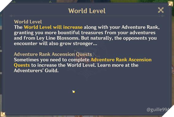 Genshin Impact - Hướng dẫn chi tiết cơ bản dành cho người mới chơi 4