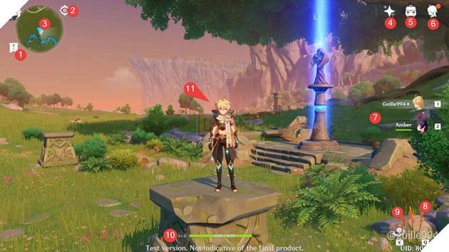 Genshin Impact - Hướng dẫn chi tiết cơ bản dành cho người mới chơi